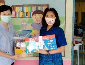 โรงพยาบาลบ้านคาจัดกิจกรรมอบรมโครงการนักเรียนวัยใสใส่ใจสุขภาพ